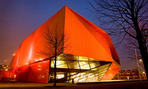 Bioscoop Lelystad - Agora Theater
