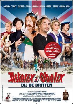 Asterix & Obelix bij de Britten 3D (NL)
