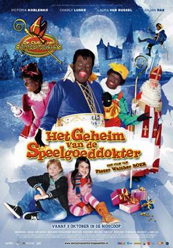 De Club van Sinterklaas en Het Geheim van de Speelgoeddokter
