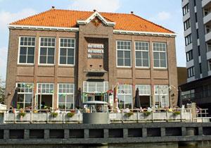 Bioscoop Zaandam: De Fabriek