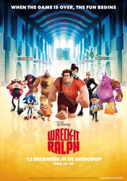 Wreck It Ralph OV