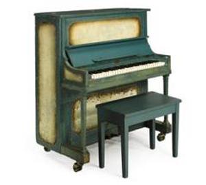 De piano uit de klassieker Casablanca