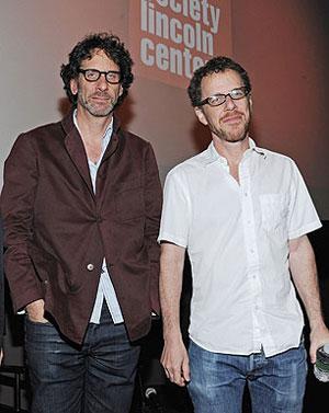 Joel en Ethan Coen