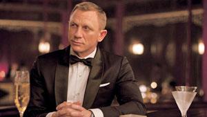 Grootste films: Daniel Craig in Skyfall