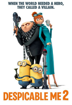 Despicable Me 2 3D (OV)