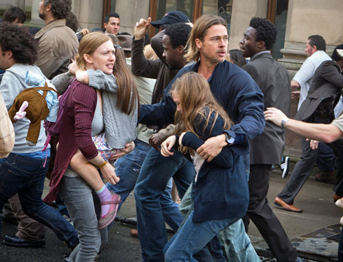 recensie World War Z 3D