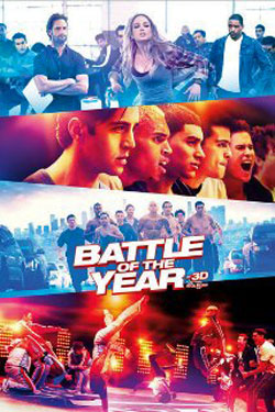 Battle of the Year: The Dream Team 3D
