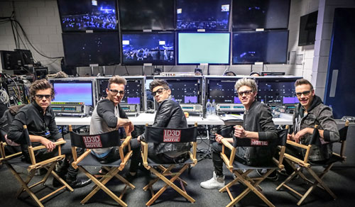 Recensie One Direction: This Is Us 3D