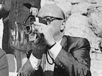 Abraham Zapruder filmt de aanslag