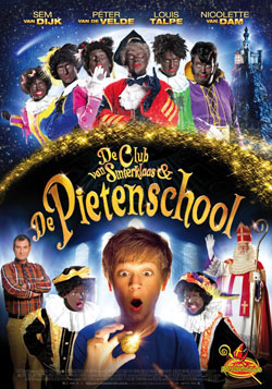 De Club van Sinterklaas & De Pietenschool -