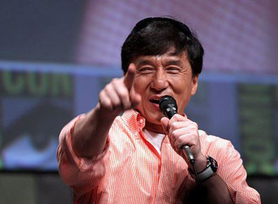 Acteur Jackie Chan