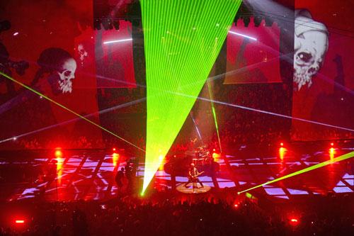 Recensie Metallica: Through the Never 3D
