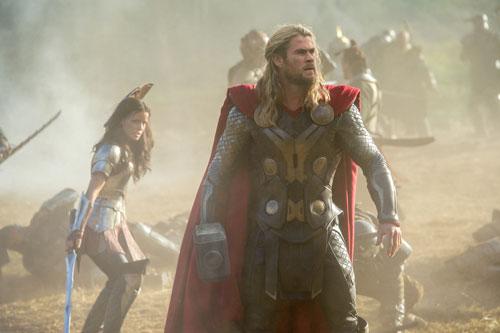 recensie Thor: The Dark World 3D