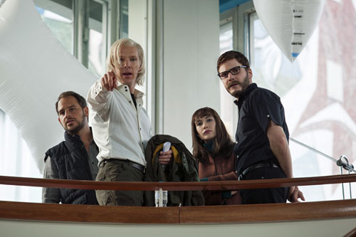 Recensie The Fifth Estate