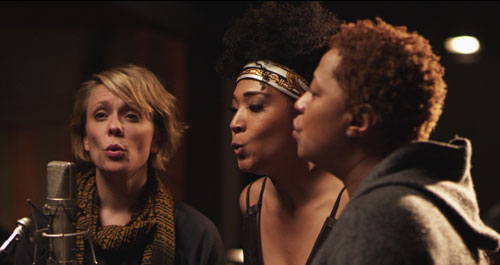 Recensie Twenty Feet From Stardom