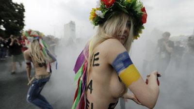IDFA 2013 Ukraine is not a brothel