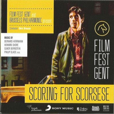 Scoring for Scorsese