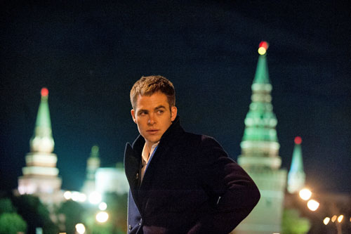 Recensie Jack Ryan: Shadow Recruit