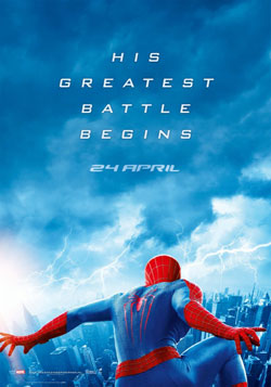 The Amazing Spider-Man 2 3D -