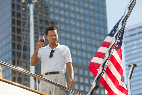 Recensie The Wolf of Wall Street