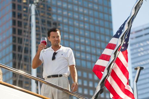 Recensie The Wolf of Wall Street