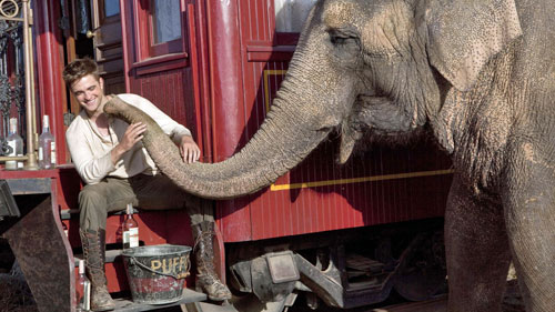 Dierenleed op de filmset Water for Elephants