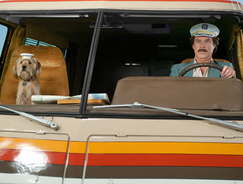 Recensie Anchorman 2: The Legend Continues