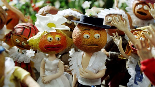 HAFF 2014 Lisa Limone and Maroc Orange: A Rapid Lovestory