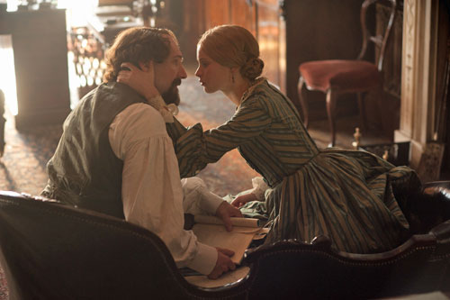 Recensie The Invisible Woman