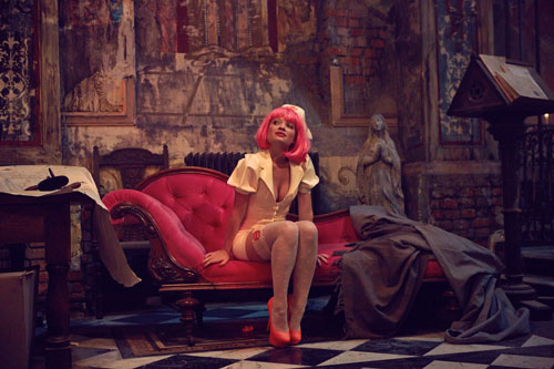 Imagine 2014 The Zero Theorem