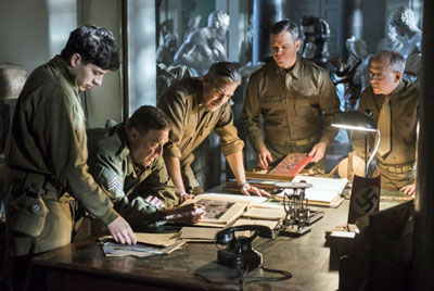 The Monuments Men revisited