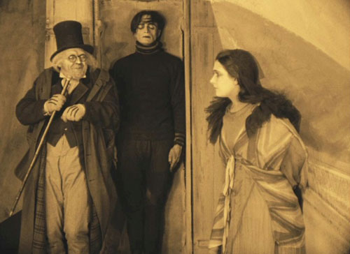Indebioscoop Das Cabinet des Dr. Caligari