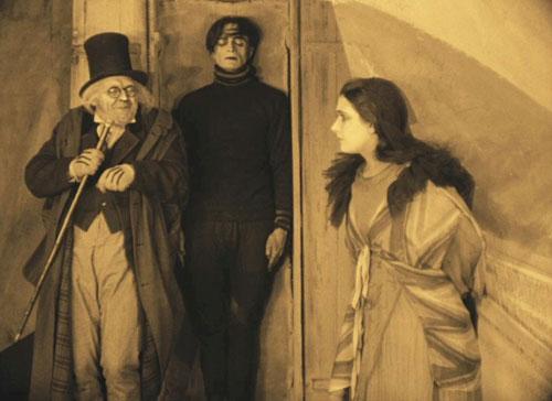 Indebioscoop Das Cabinet des Dr. Caligari