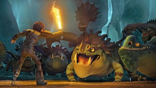 Recensie Hoe tem je een draak 2