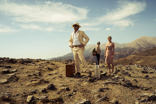 Recensie The Two Faces of January