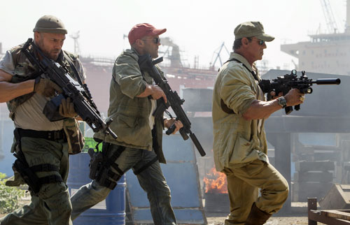 recensie The Expendables 3