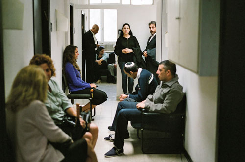 Recensie Gett, The Divorce Trial Of Viviane Amsalem