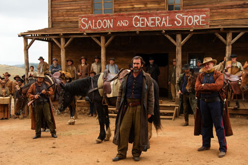 Recensie The Salvation