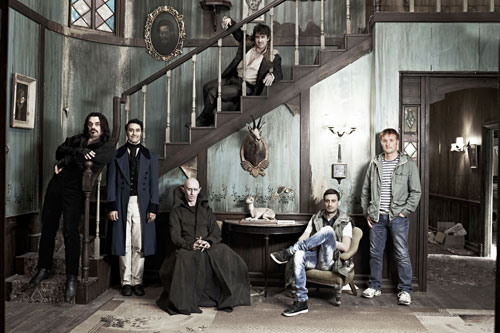 Recensie What We Do in the Shadows