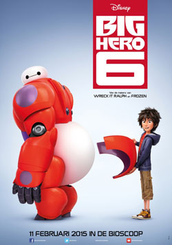 Big Hero 6 (OV)
