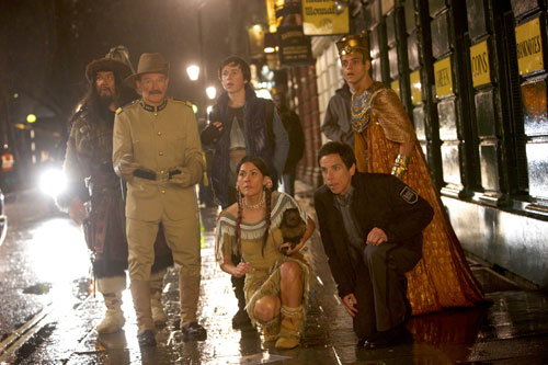 Recensie Night at the Museum: The Secret of the Tomb