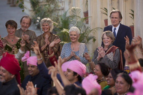 Recensie The Second Best Exotic Marigold Hotel