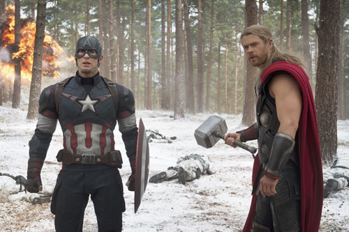 Recensie Avengers: Age of Ultron