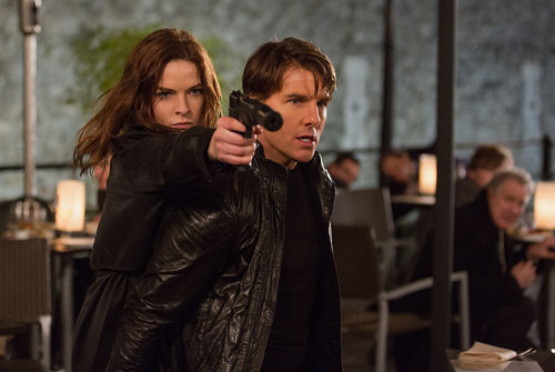 Recensie Mission: Impossible - Rogue State