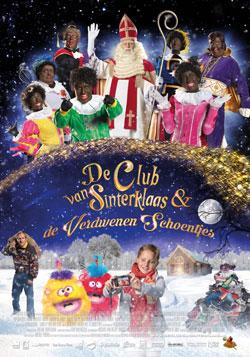 De Club van Sinterklaas & de verdwenen schoentjes