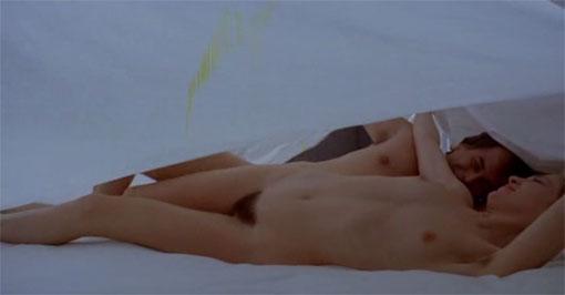 Artistieke seks in Identificazione di una donna (1982).