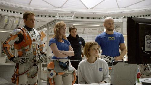 Recensie The Martian