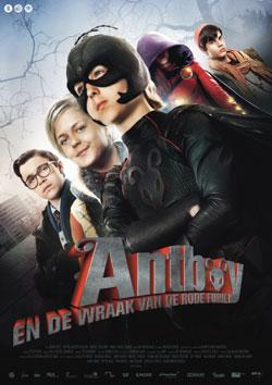 Antboy en de wraak van de rode furie