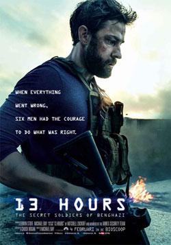 13 hours: Secret Soldiers of Benghazi