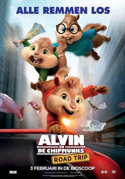 Alvin en de Chipmunks: Roadtrip